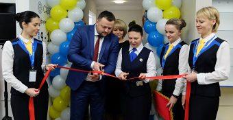 Новий тернопільській центр «Паспортний сервіс» гостинно відчинив двері для відвідувачів